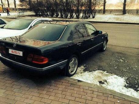 Купить Mercedes-Benz E-klasse пробег 322 000.00 км 1996 год выпуска