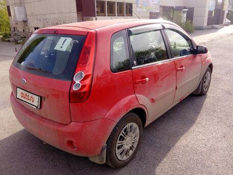 Купить Ford Fiesta пробег 170 000.00 км 2007 год выпуска