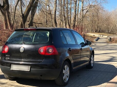 Купить Volkswagen Golf пробег 197 000.00 км 2005 год выпуска