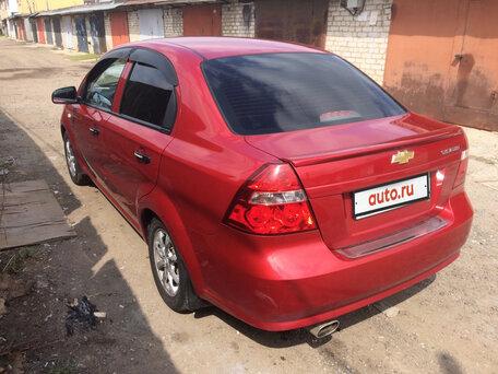 Купить Chevrolet Aveo пробег 174 000.00 км 2010 год выпуска