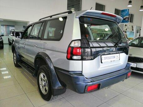 Купить Mitsubishi Pajero Sport пробег 170 530.00 км 2008 год выпуска