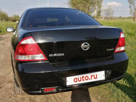 Купить Nissan Almera Classic пробег 143 000.00 км 2007 год выпуска