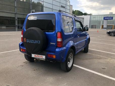 Купить Suzuki Jimny пробег 95 650.00 км 2006 год выпуска