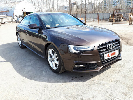 Купить Audi A5 пробег 40 000.00 км 2016 год выпуска