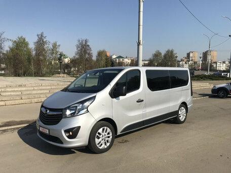 Купить Opel Vivaro пробег 67 000.00 км 2016 год выпуска