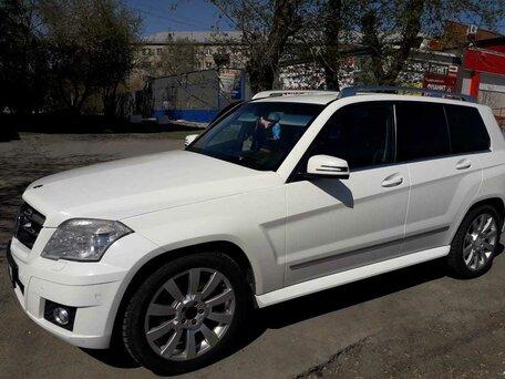 Купить Mercedes-Benz GLK-klasse пробег 80 000.00 км 2008 год выпуска