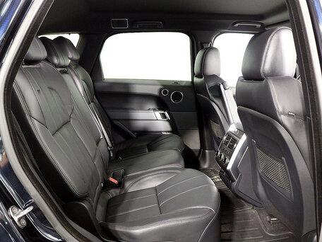 Купить Land Rover Range Rover Sport пробег 96 436.00 км 2014 год выпуска