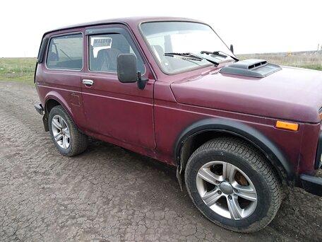 Купить ЛАДА (ВАЗ) 2121 (4x4) пробег 122 000.00 км 2002 год выпуска