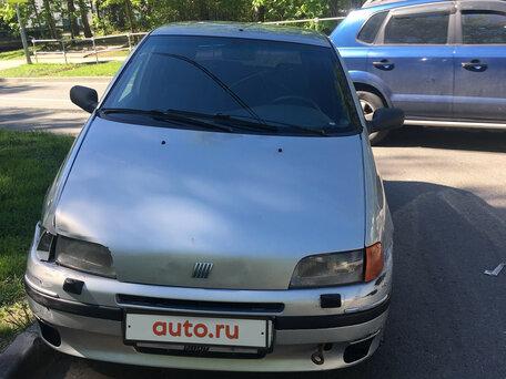 Купить FIAT Punto пробег 250 000.00 км 1998 год выпуска