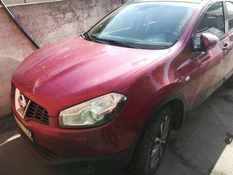 Купить Nissan Qashqai пробег 127 000.00 км 2010 год выпуска