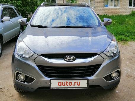 Купить Hyundai ix35 пробег 79 000.00 км 2012 год выпуска
