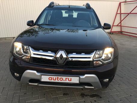 Купить Renault Duster пробег 45 000.00 км 2017 год выпуска
