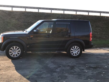 Купить Land Rover Discovery пробег 276 000.00 км 2006 год выпуска