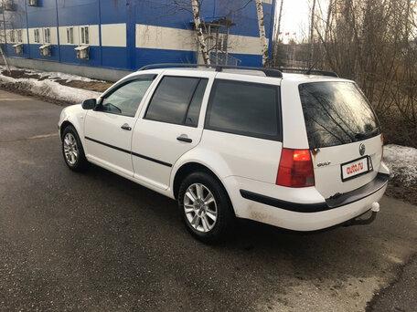 Купить Volkswagen Golf пробег 320 000.00 км 2002 год выпуска