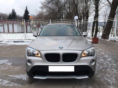 Купить BMW X1 пробег 75 000.00 км 2011 год выпуска