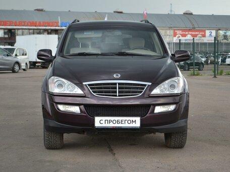 Купить SsangYong Kyron пробег 108 200.00 км 2009 год выпуска