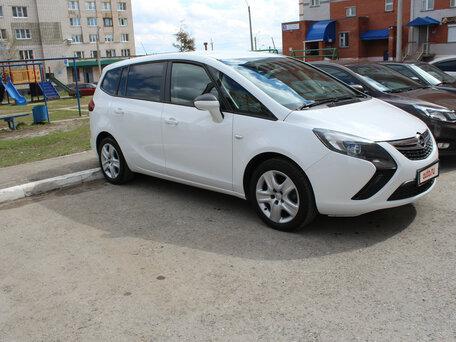 Купить Opel Zafira пробег 36 500.00 км 2014 год выпуска