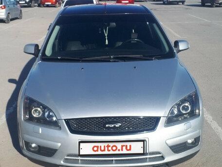 Купить Ford Focus пробег 169 000.00 км 2007 год выпуска