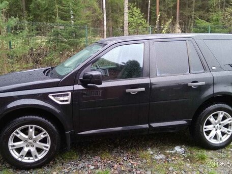 Купить Land Rover Freelander пробег 165 000.00 км 2008 год выпуска