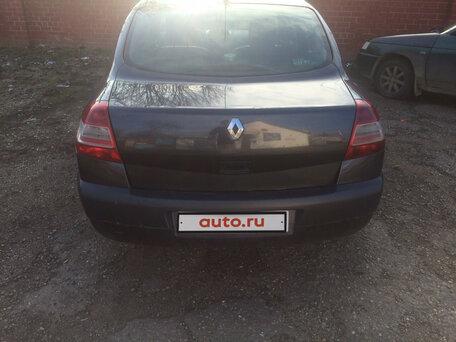 Купить Renault Megane пробег 190 000.00 км 2007 год выпуска