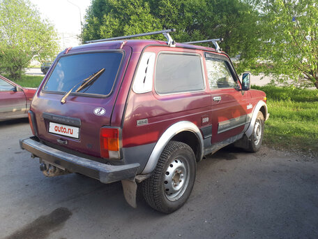 Купить ЛАДА (ВАЗ) 2121 (4x4) пробег 142 000.00 км 2001 год выпуска