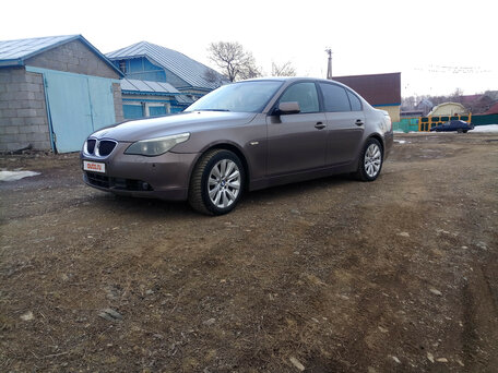 Купить BMW 5 серия пробег 250 000.00 км 2005 год выпуска