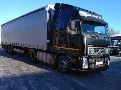 Купить Volvo FH пробег 1 450 000.00 км 2008 год выпуска