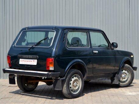 Купить ЛАДА (ВАЗ) 2121 (4x4) пробег 69 000.00 км 2013 год выпуска