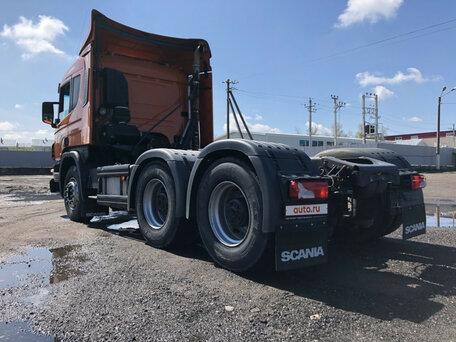 Купить Scania P-series пробег 693 000.00 км 2012 год выпуска
