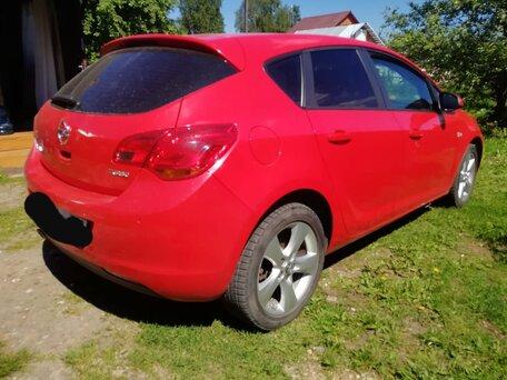 Купить Opel Astra пробег 153 000.00 км 2011 год выпуска
