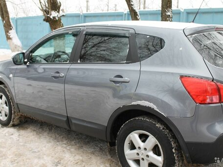 Купить Nissan Qashqai пробег 171 000.00 км 2008 год выпуска