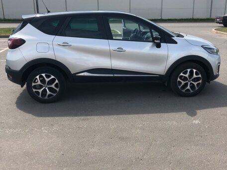 Купить Renault Kaptur пробег 8 741.00 км 2017 год выпуска