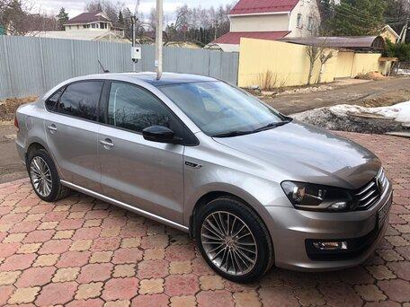 Купить Volkswagen Polo пробег 26 000.00 км 2018 год выпуска