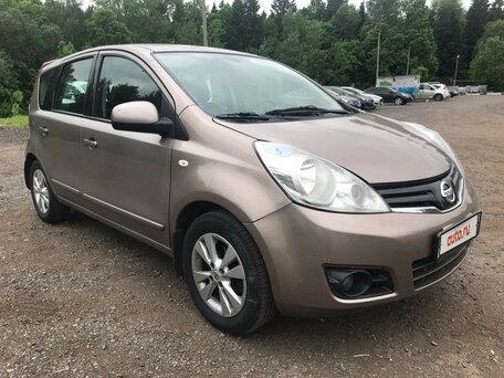 Купить Nissan Note пробег 42 000.00 км 2012 год выпуска