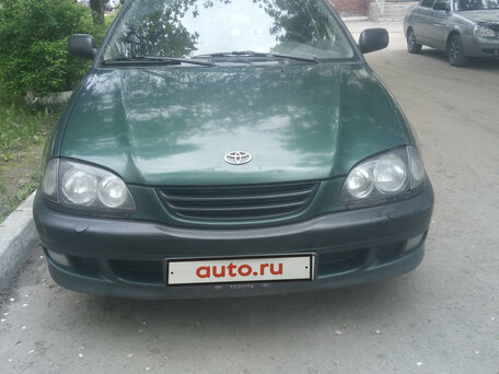 Купить Toyota Avensis пробег 250.00 км 1998 год выпуска
