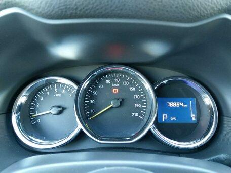 Купить Renault Duster пробег 79 000.00 км 2016 год выпуска