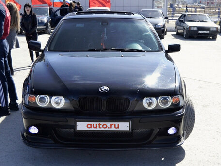 Купить BMW 5 серия пробег 330 000.00 км 2002 год выпуска