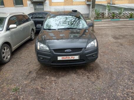 Купить Ford Focus пробег 220 000.00 км 2005 год выпуска