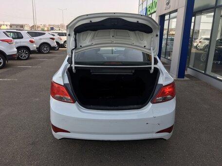 Купить Hyundai Solaris пробег 92 000.00 км 2016 год выпуска