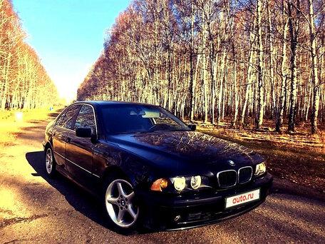 Купить BMW 5 серия пробег 182 500.00 км 1998 год выпуска