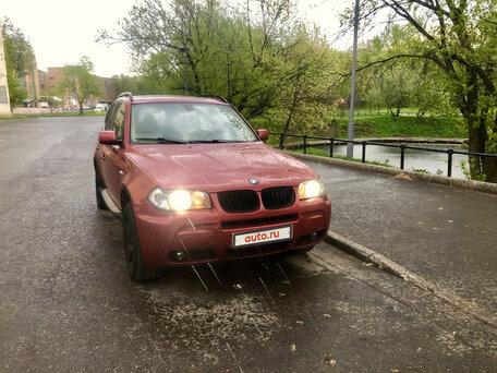 Купить BMW X3 пробег 179 000.00 км 2006 год выпуска