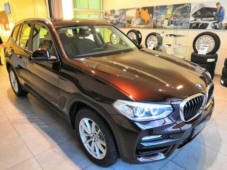 Купить BMW X3 пробег 7 000.00 км 2018 год выпуска
