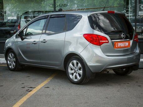 Купить Opel Meriva пробег 142 206.00 км 2012 год выпуска