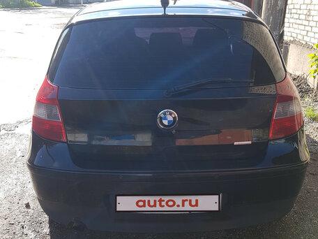 Купить BMW 1 серия пробег 250 000.00 км 2006 год выпуска