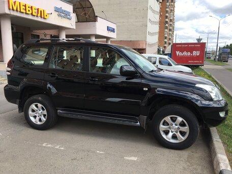 Купить Toyota Land Cruiser Prado пробег 115 000.00 км 2006 год выпуска