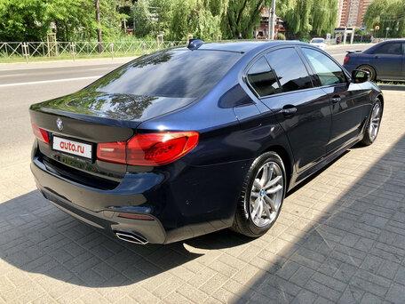 Купить BMW 5 серия пробег 58 000.00 км 2017 год выпуска
