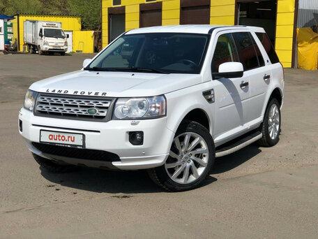 Купить Land Rover Freelander пробег 141 000.00 км 2010 год выпуска