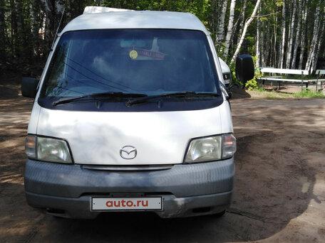 Купить Mazda Bongo пробег 300 000.00 км 2002 год выпуска
