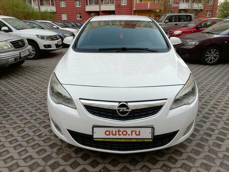 Купить Opel Astra пробег 198 000.00 км 2011 год выпуска