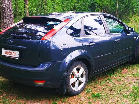 Купить Ford Focus пробег 198 000.00 км 2006 год выпуска